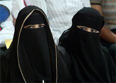 UK political party calls for burqa ban