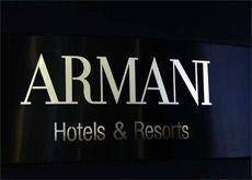Armani Hotel room rates start at AED1,700