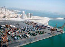 The bridge to Bahrain