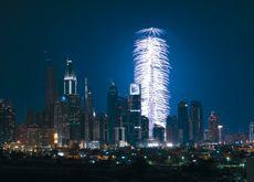 How the Burj was built