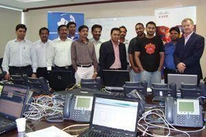 TDME takes Cisco channel to boot camp