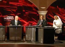 Doha Debates signs US, Egypt, Europe deals