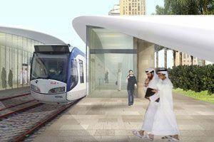 ACS to provide ticketing for Dubai tram project