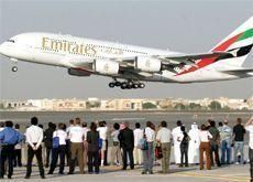 London-bound Emirates flight returns after 20 mins
