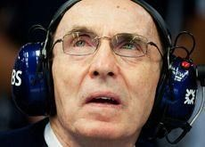 FIA president taking 'charm lessons' - Sir Frank Williams