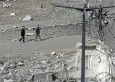One dead in Israeli air raids on Gaza Strip