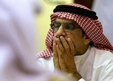 Saudi index falls for first day in four