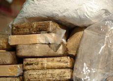 Dubai Police seize heroin at airport