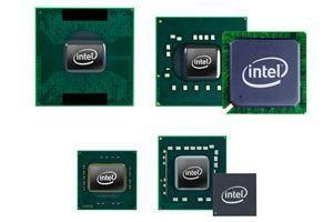 Intel announce chips for thin and light notebooks