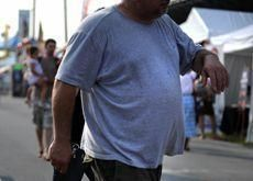 Expert's warning on obesity to UAE expat workers