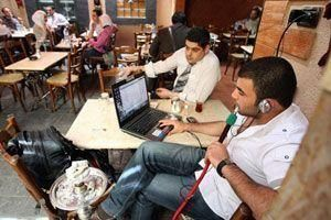 Syrian market awaits embargo latest