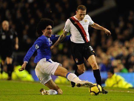 Football: Everton v Man City