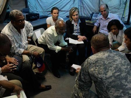 Haiti death toll continues to rise