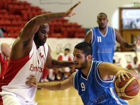 More action from Dubai basketball champs