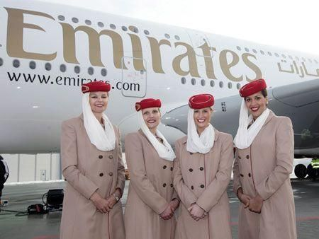 Airbus hands over A380 to Emirates