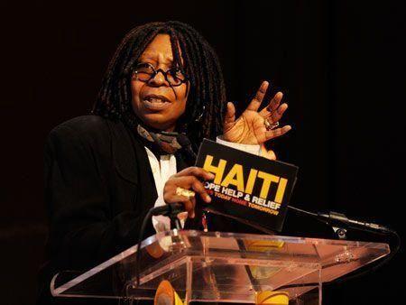 Celebs support Haiti fundraiser