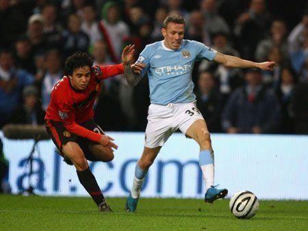 Man City v Man Utd 2-1