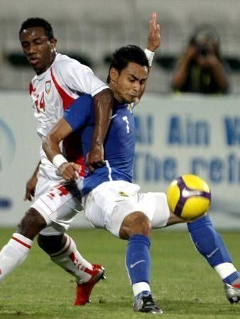 UAE through to next round of Asian Cup