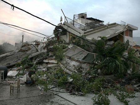 Haiti struck by major earthquake