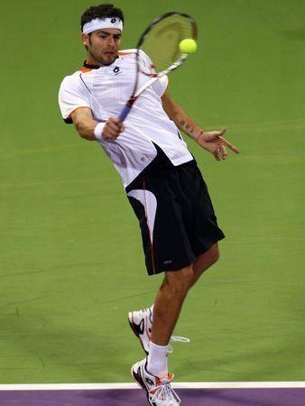 Best shots from Qatar Open