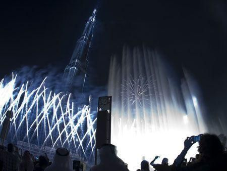 Dubai's top tourism-related projects in 2010
