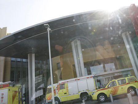 Dubai Mall aquarium leak drama