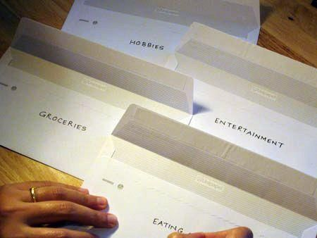 Save more cash with 'Envelope Budgeting'