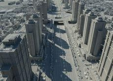 Bringing cities to life on screen