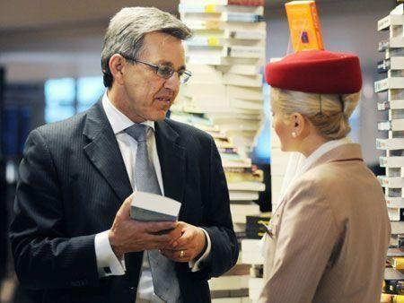 Emirates' novel idea!