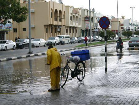 Reader photos of Sharjah floods