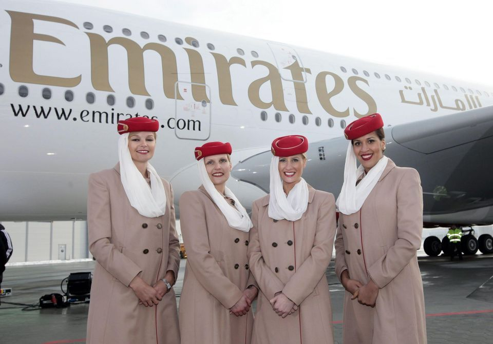 Emirates on new recruitment drive for cabin crew staff