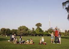 New parks add to Dubai's green spaces