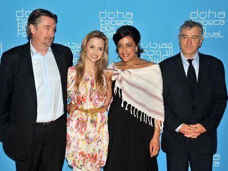 Robert De Niro in Doha