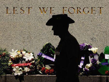 Remembrance Day in Australia