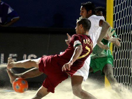 Dubai hosts Beach Soccer World Cup