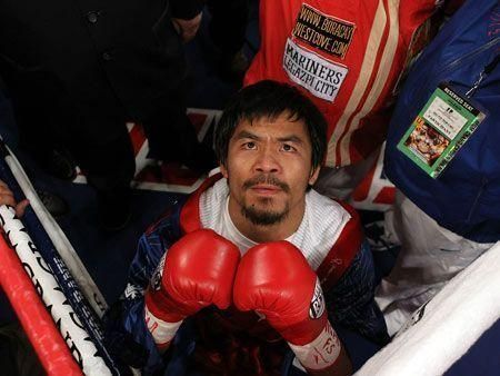 Dubai in frame to host Pacquiao, Mayweather fight