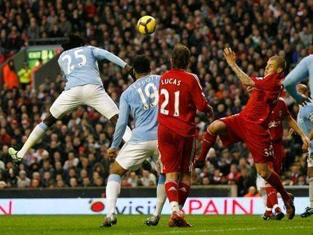 Football: Liverpool v Man City