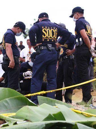 Philippines massacre