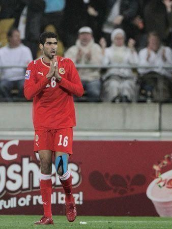 Bahrain miss out on World Cup spot