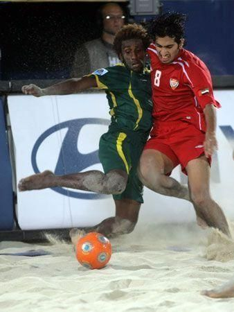 More photos from the Beach Soccer World Cup