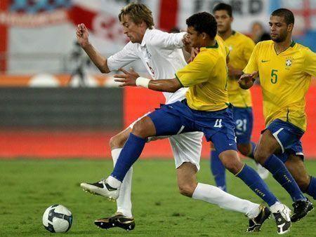 Brazil beat England in Doha friendly