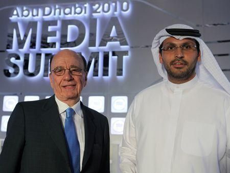 Abu Dhabi Media Summit