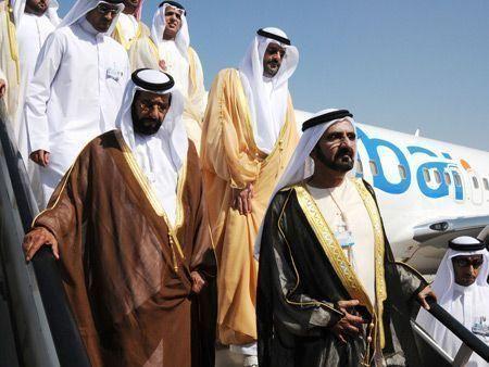 Dubai Airshow 2009 - day 1