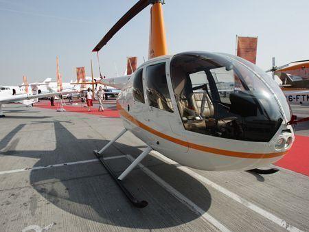Dubai Airshow 2009 - day 3