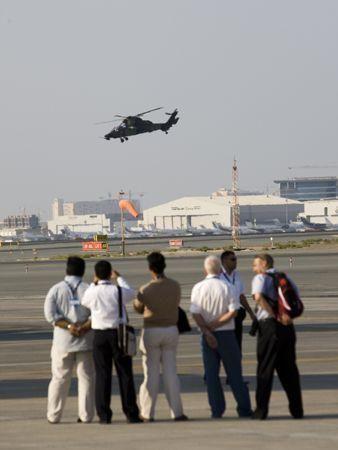 Dubai Airshow 2009 - day 2