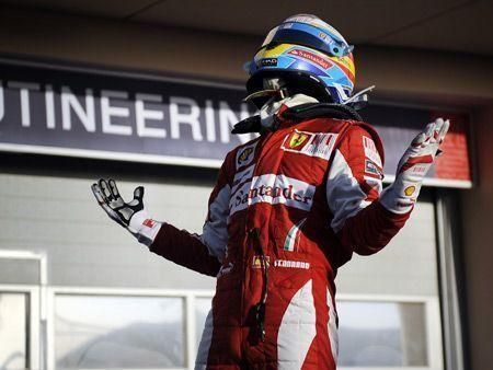 Alonso seals Bahrain F1 victory