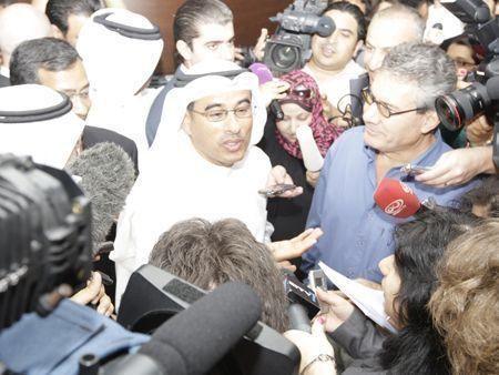 Burj Dubai media briefing