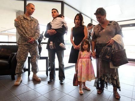 Fort Hood mourns shooting victims