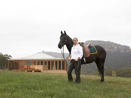 Royal visitor at new Emirates resort
