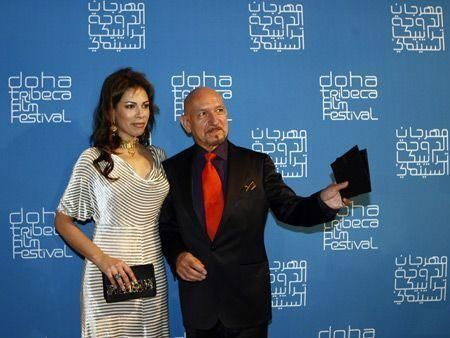 Stars attend Doha Tribeca film fest